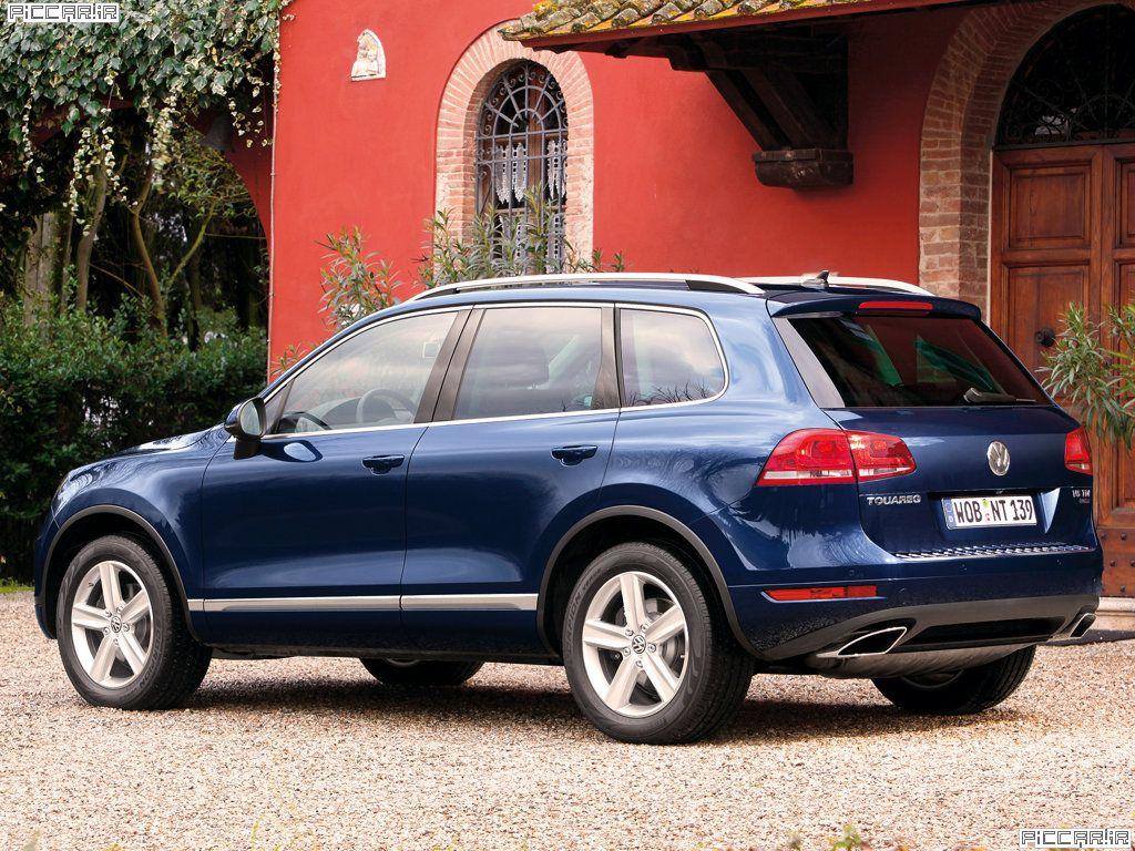 фото Volkswagen Touareg 2011-12.…